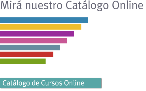 Catálogo Cursos a Distancia