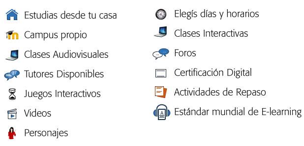 Tecnología Cursos online